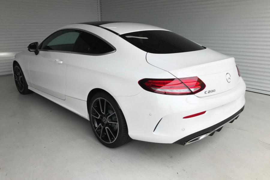 2019 Mercedes-Benz C-class C200 Coupe