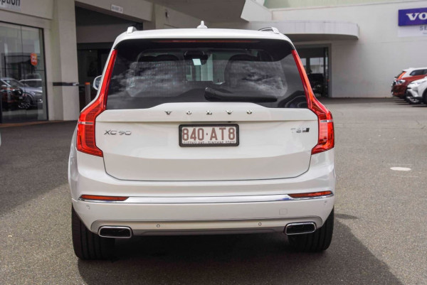 2020 Volvo XC90 L Series T6 Inscription Suv Image 3