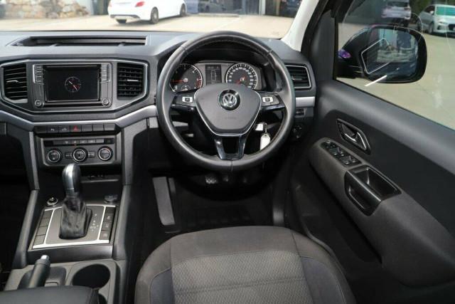 2018 Volkswagen Amarok 2H MY18 TDI550 Sportline Utility Image 13