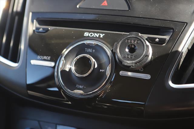 2016 Ford Focus LZ Sport Hatchback Image 18