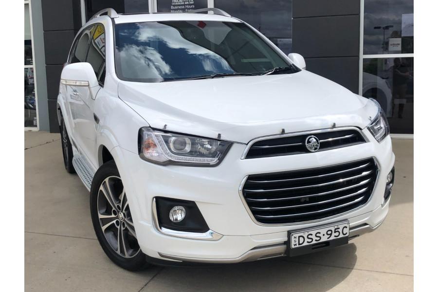 2017 MY18 Holden Captiva CG MY18 LT Suv