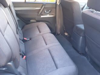 2015 Mitsubishi Pajero NX Turbo GLX 4x4 5seat wagon
