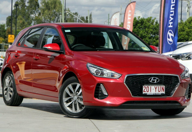 2018 Hyundai i30 PD MY18 Active D-CT Hatchback