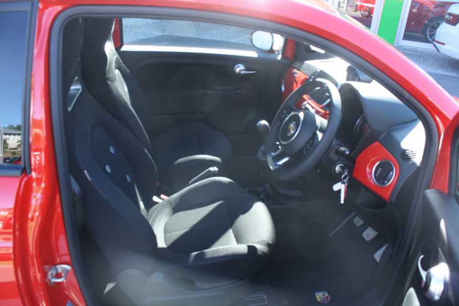 2018 Abarth 595 Series 4 595 Hatchback