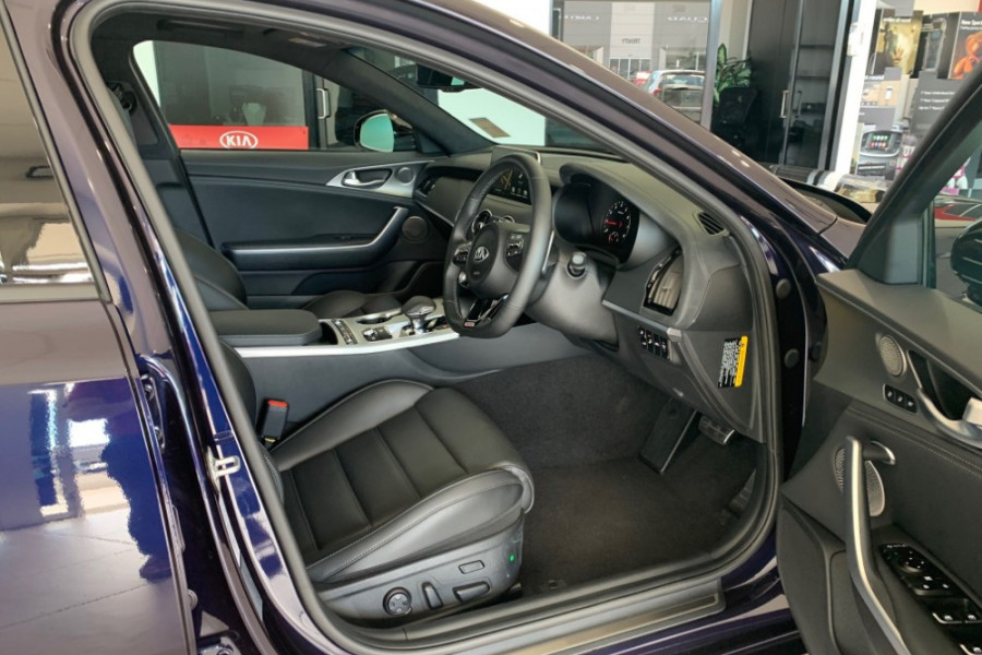 2019 MY20 Kia Stinger CK MY20 GT Sedan