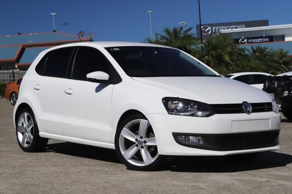 Volkswagen Polo 77TSI Comfortline 6R MY14