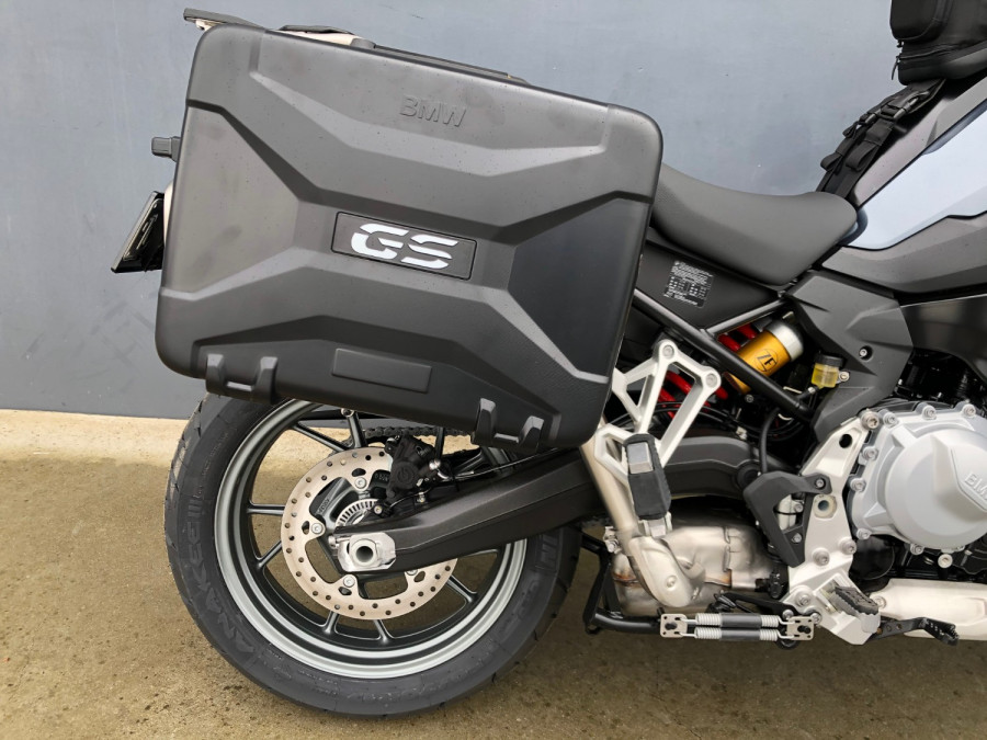 2020 BMW F750GS Tour Motorcycle Image 24