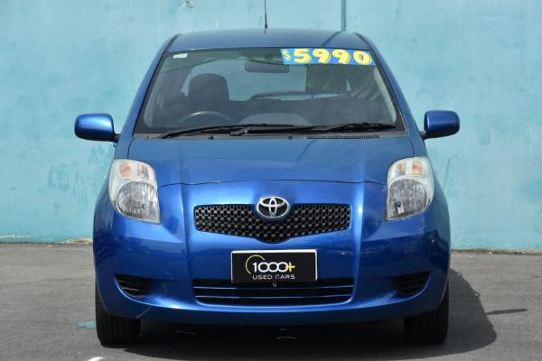 2006 Toyota Yaris NCP91R YRS Hatchback Image 2