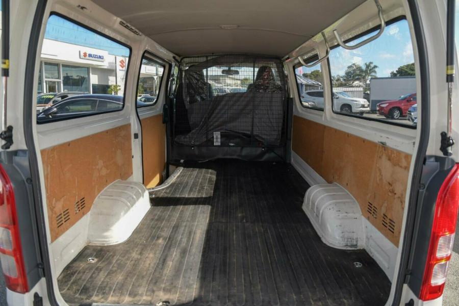 2014 Toyota HiAce TRH201R MY14 LWB Van