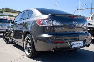 2012 Mazda 3 BL Series 2 SP25 Sedan Image 2