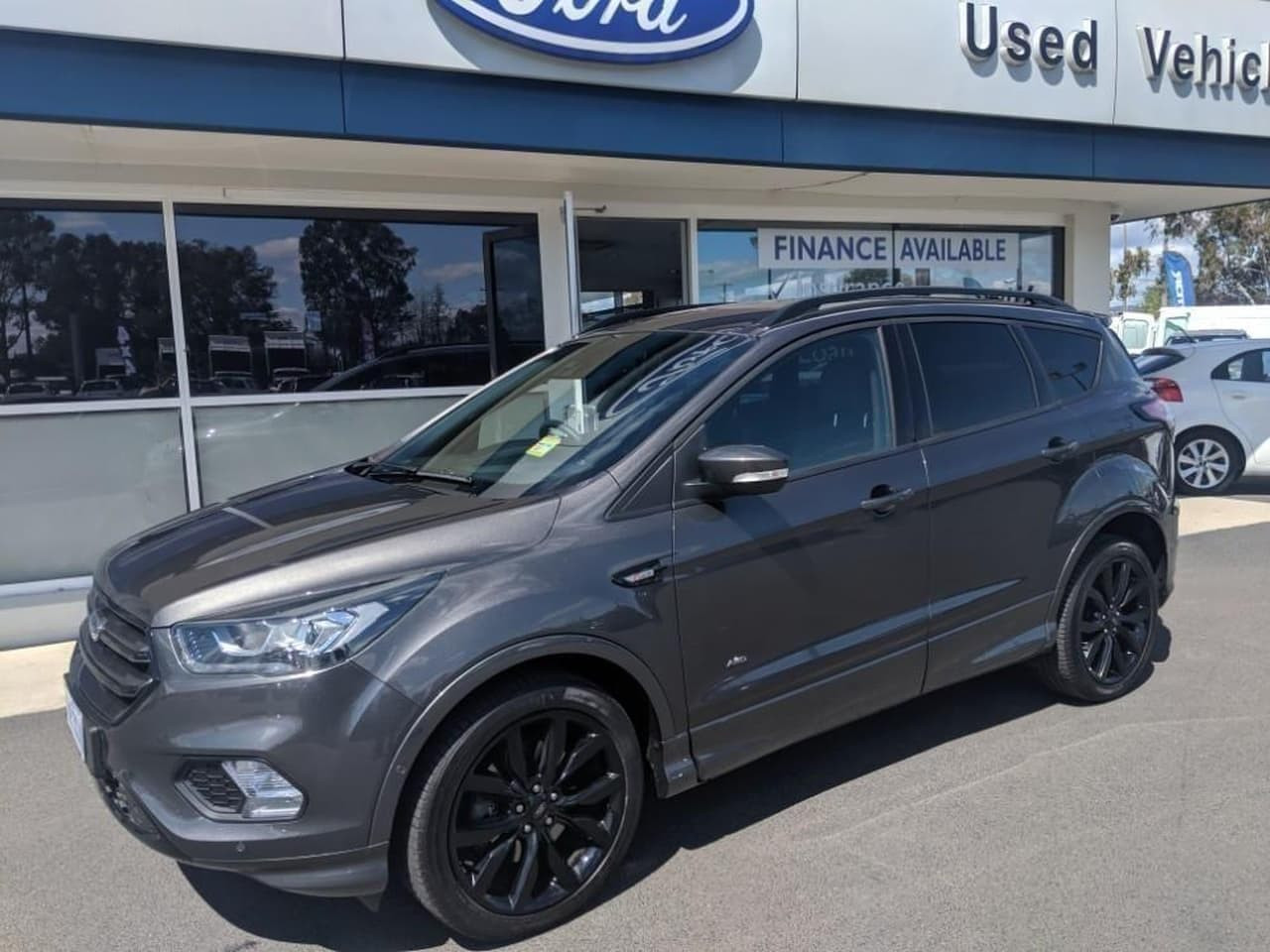 2018 MY19.25 Ford Escape ZG 2019.25MY ST-LINE Suv