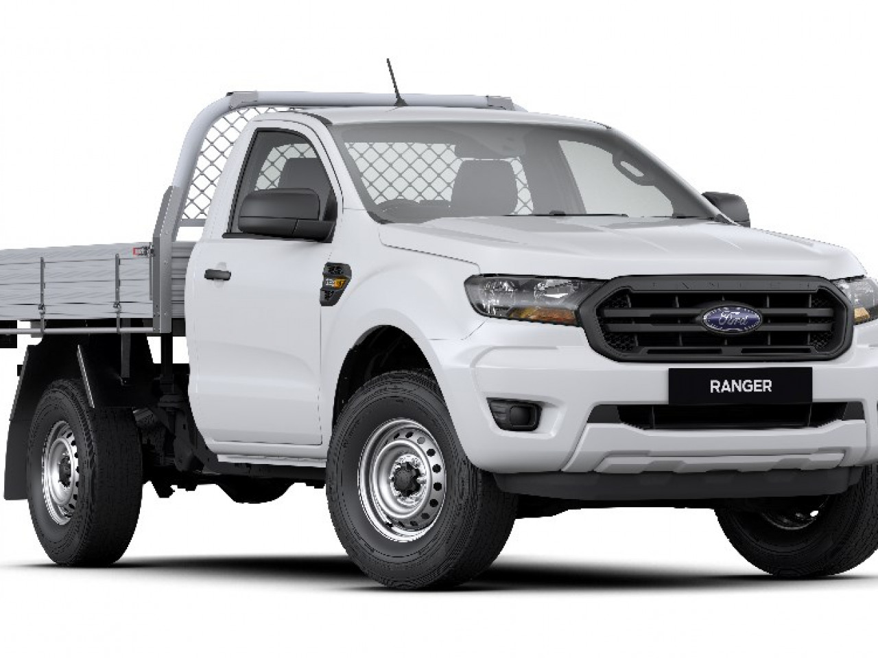 2019 MY19.75 Ford Ranger PX MkIII 4x4 XL Single Cab Chassis Cab chassis