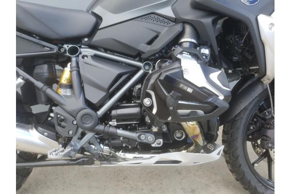 2020 BMW R 1250 GS Triple Black Motorcycle Image 3
