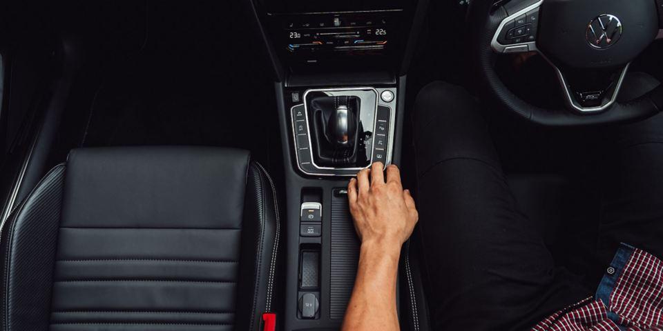 Treat yourself to premium comfort Interior Image