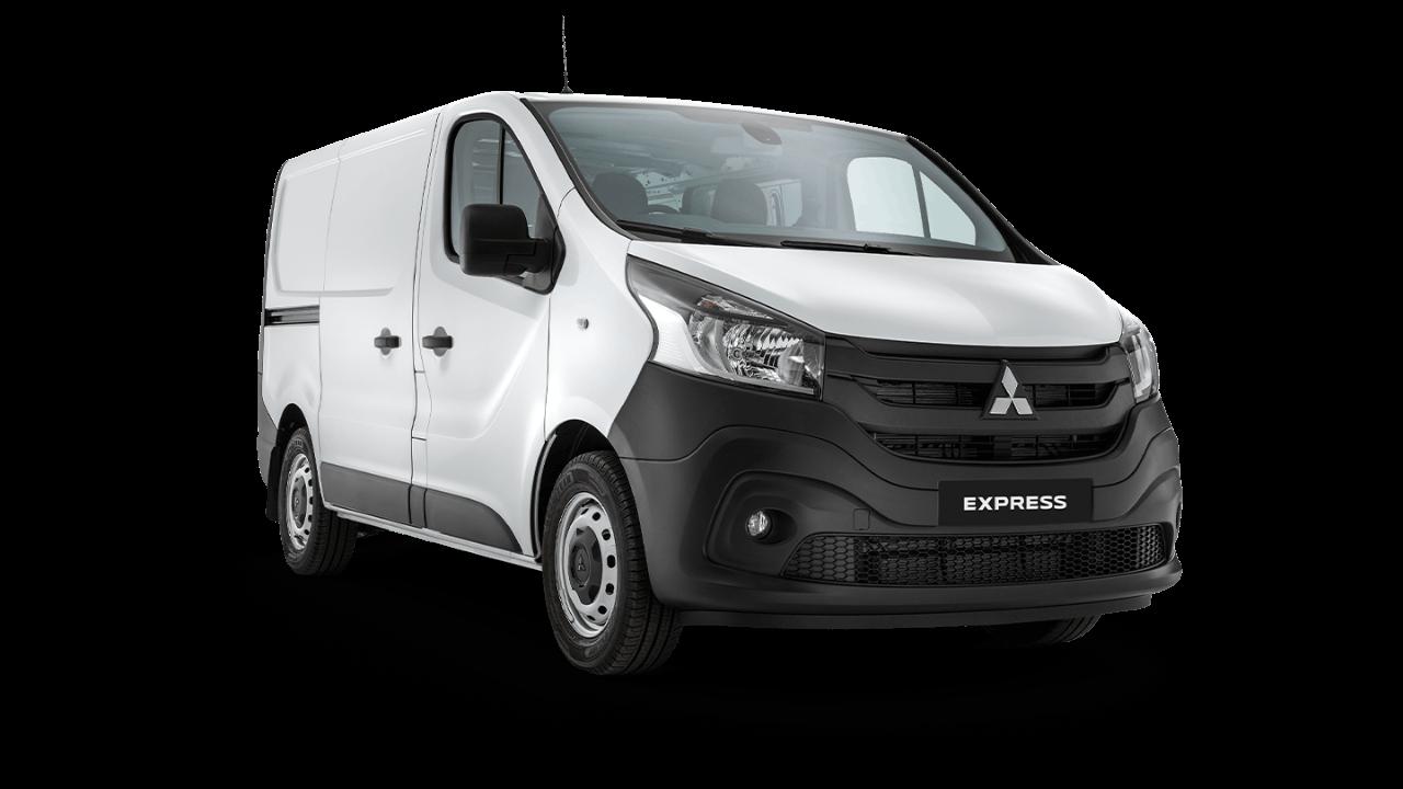 2020 MY22 Mitsubishi Express SN GLX SWB Auto Van