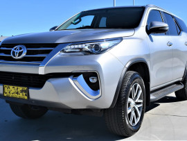 2018 Toyota Fortuner GUN156R Crusade Suv