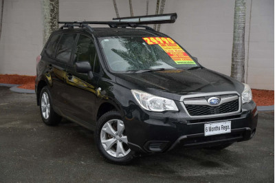 2013 Subaru Forester S4 MY13 2.0D Suv Image 2