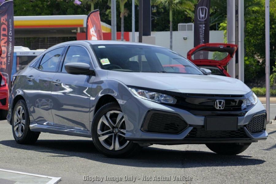 2017 Honda Civic Hatch 10th Gen VTi Hatchback