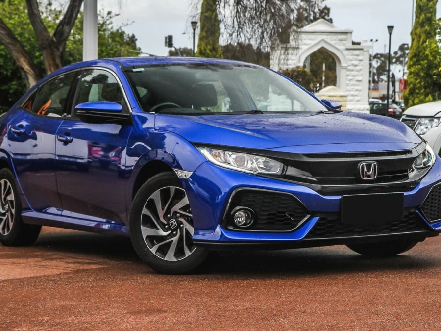 DEMO CIVIC 1.8 VTI-S 5 Door Hatch in Sporty Blue