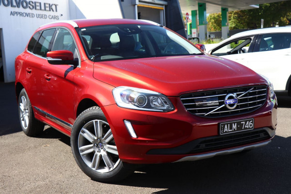 2016 Volvo XC60 (No Series) MY16 T5 Luxury Suv