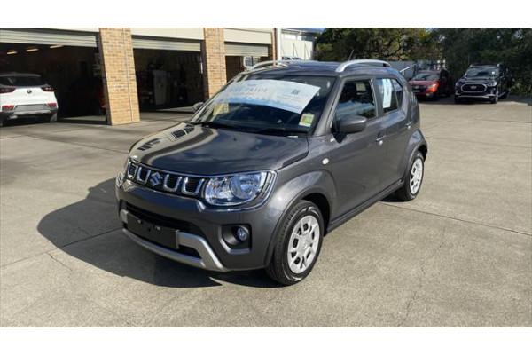 2021 Suzuki Ignis MF Series II GL Suv Image 3
