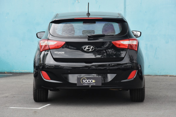 2013 Hyundai I30 GD Elite Hatchback Image 4