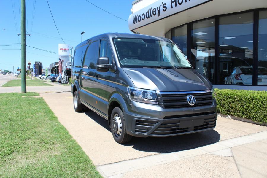 2020 Volkswagen Crafter SY1 50 Van MWB Van Image 1