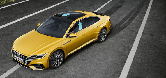Arteon Keeping you safe.