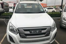 Isuzu UTE D-MAX 4x2 SX Single Cab Chassis High-Ride