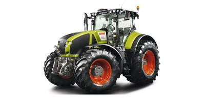 New CLAAS AXION 950-920