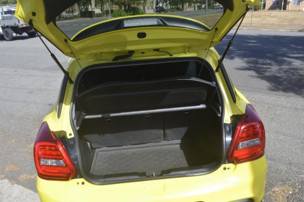 2018 Suzuki Swift AZ Hatchback Hatchback