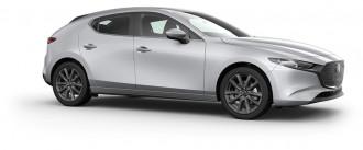 2021 Mazda 3 BP G25 Evolve Hatchback image 8