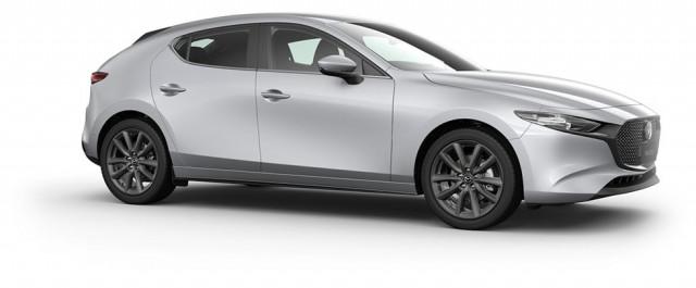 2021 Mazda 3 BP G25 Evolve Hatchback Mobile Image 8