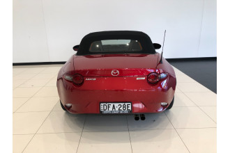 2015 Mazda Mx-5 ND Convertible Image 5