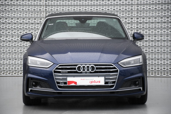 2019 Audi A5 F5 MY19 45 TFSI Cabriolet Image 2