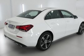 2019 Mercedes-Benz A Class Sedan Image 2