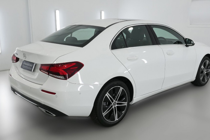2019 Mercedes-Benz A Class Sedan