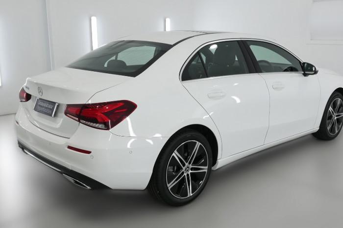 2019 Mercedes-Benz A Class Sedan