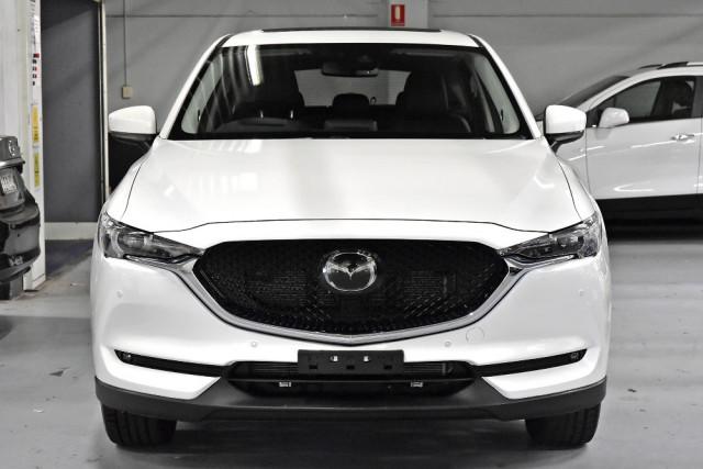 2017 Mazda Cx-5 KF4WLA Akera Suv Image 3