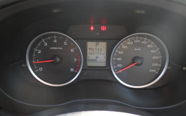 2013 Subaru XV G4-X 2.0i-L Wagon