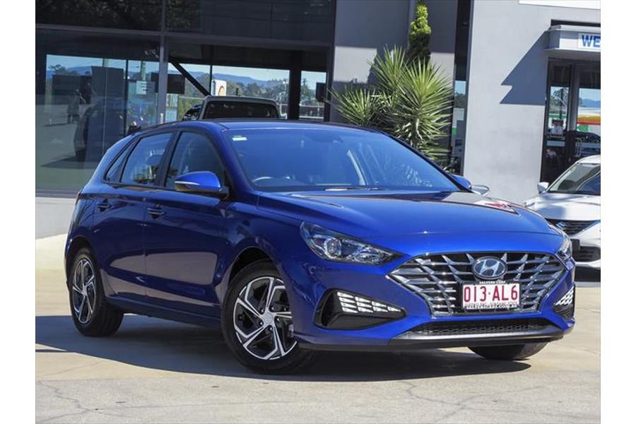 2020 MY21 Hyundai i30 PD.V4 Hatchback