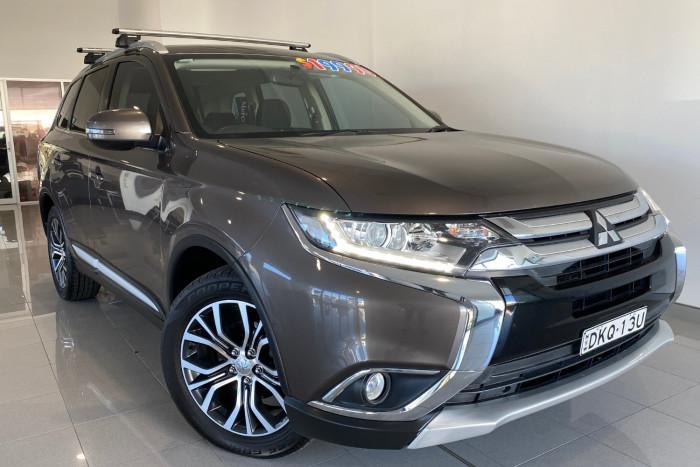 2015 MY16 Mitsubishi Outlander ZK MY16 LS Suv Image 1