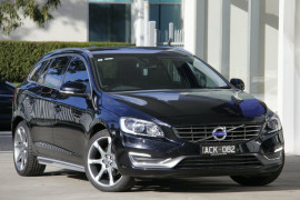 Volvo V60 T5 PwrShift Luxury F Series MY14