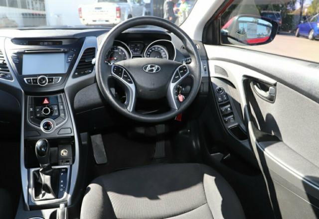 2014 Hyundai Elantra MD3 Active Sedan