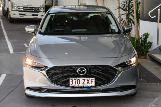 2020 Mazda 3 BP G20 Evolve Sedan Sedan Image 3
