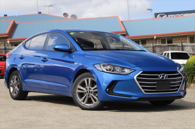 2015 Hyundai Elantra AD MY17 Active Sedan Image 2