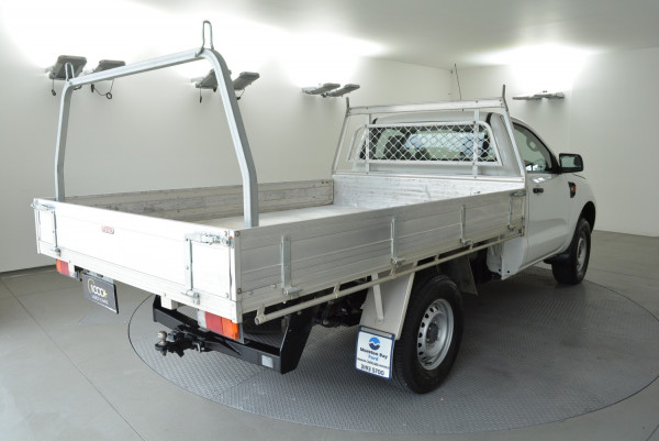 2018 Ford Ranger PX MkII 2018.00 XL Cab chassis Image 4