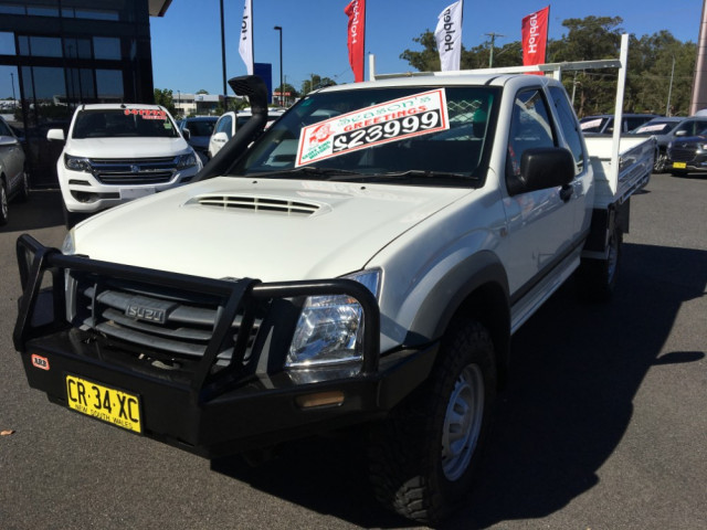 2011 Isuzu Ute D-MAX Turbo SX 4x4 space cab