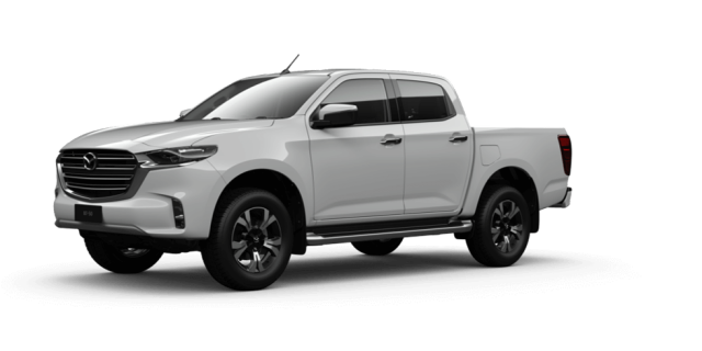2020 MY21 Mazda BT-50 TF XTR 4x4 Pickup Cab chassis Mobile Image 1