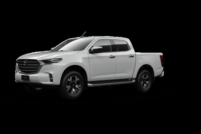 2021 Mazda BT-50 TF XTR 4x4 Dual Cab Pickup Other